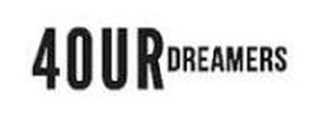 4our Dreamers coupon code