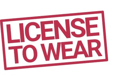 License To Wear coupon code
